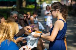 Auténtica comida italiana en el pueblo de Greenwich y degustaciones