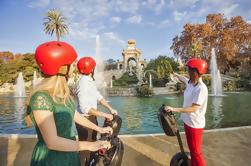 Tour de Segway guiado con Jamón Experiencia en Barcelona