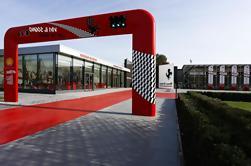 Dos Museos Ferrari Modena y Maranello, Vinagre Balsámico y Almuerzo Gourmet