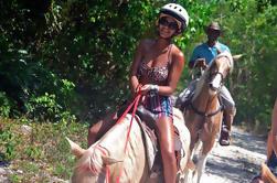 Cabalgata a la Cueva Las Ondas desde Punta Cana