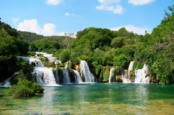 Cascadas de Krka y visita de Sibenik