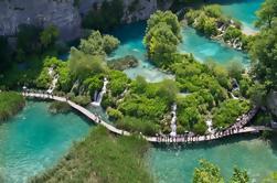 Excursión al Parque Nacional de los Lagos de Plitvice desde Split