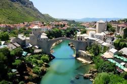 Excursión de un día desde Mostar y Medjugorje desde Split