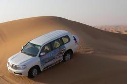 Safari en el desierto de Dubai, incluyendo barbacoa y Al Hibab Dune Bashing rojo
