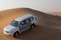 Safari de la mañana del desierto de Dubai