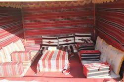 Desert Safari con tenda privata
