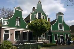 Excursión de medio día de Zaanse Schans incluyendo paseo en bote a Zaandam desde Amsterdam