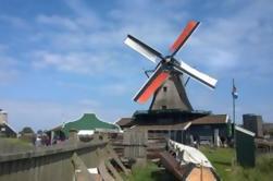 Excursão de meio-dia de grupo pequeno de Zaanse Schans de Amsterdão