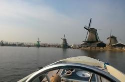 Tour privado: Zaanse Schans y crucero por el río Zaan desde Amsterdam