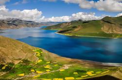 Tour privado de 6 días por el Tíbet con Yamdrok Lake Camp