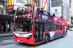 Nueva York en la noche Tour de autobús de dos pisos