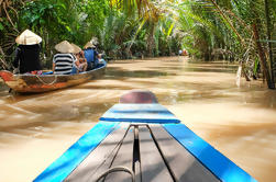 Excursión de un día desde el río Mekong desde Ho Chi Minh City