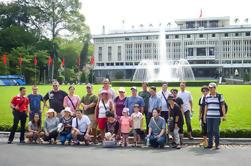 Día completo Ho Chi Minh City y Cu Chi Túnez Tour con Almuerzo
