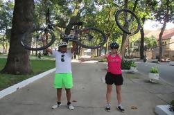 Tour de bicicleta de día completo de la ciudad de Ho Chi Minh incluyendo almuerzo