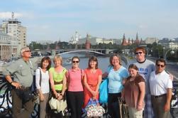 Excursión privada a la orilla: Visa-Free 1-Day Moscow All Highlights Tour