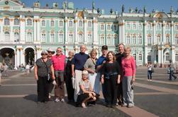 St.Petersburg Private Shore Excursion: A melhor excursão de 1 dia sem visto