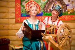 Russian Fairy-Tale House in St.Petersburg