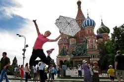 Private Shore Excursion: Visa-Free 1 Dia Moscow Todos os Destaques Tour on Thursday
