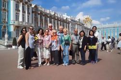 Skip-The-Line Tours privados de San Petersburgo: Palacio de Catherine con sala de ámbar y Residencia Imperial de Pavlovsk