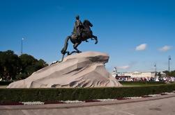 Private Shore-Excursion: 3-Day All-Highlights Tour de San Petersburgo