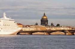 Excursão de costa de São Petersburgo: Visita sem visto de 2 dias