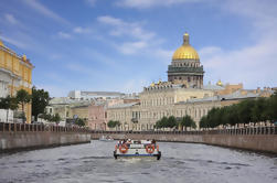 Excursão privada: St Petersburg Canal Cruise