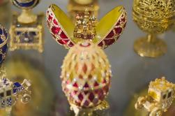 Excursão à costa de São Petersburgo: Visita sem visto de 2 dias, incluindo o Museu Fabergé