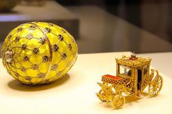 Visita privada del Museo Fabergé desde San Petersburgo