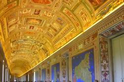 Museos del Vaticano y Tour de la Capilla Sixtina