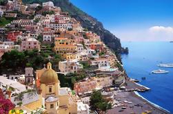 Traslado Privado: Nápoles a Ravello, Amalfi y Positano