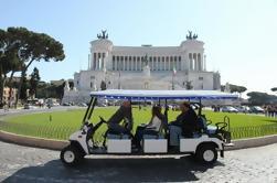 Excursión privada a Roma by Golf Cart