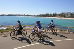 Excursão Manly auto-guiada de bicicleta