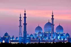 Un Día Ferrari World Abu Dhabi con Abu Dhabi City Tour Desde Dubai