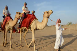 Safari Trekking por la mañana desde Dubai