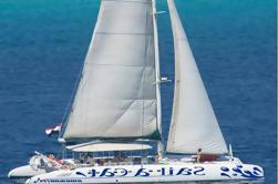 Crucero de lujo de 3 horas en catamarán
