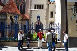 Excursão a pé da Cidade Velha e do Bairro Judeu
