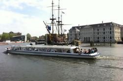 Crucero por el Canal de Amsterdam y Museo Marítimo