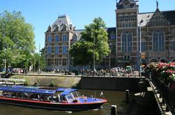Crucero por el canal de Amsterdam de 75 minutos con Rijksmuseum y Heineken Experience