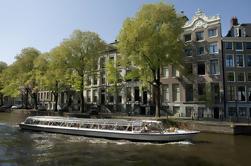 Crucero por el Canal de la Ciudad de Amsterdam y Museo Van Gogh