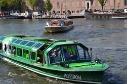Skip-The-Line Crucero por el Canal de Amsterdam y Heineken Experience