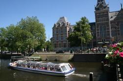 Crucero por el Canal con el Museo Van Gogh y el Rijksmuseum en Amsterdam