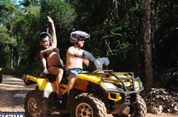 ATV Extreme et Snorkel Combo Tour de Cancun