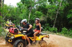 ATV Xtreme et circuit Zipline de Cancun
