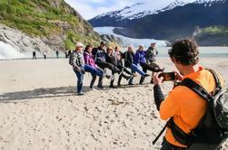 Mendenhall Glacier Smartphone Fotografía y excursión