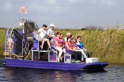 Paseo privado de los Everglades