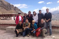 Excursión en grupo de 4 noches en Lhasa, incluyendo tres grandes monasterios