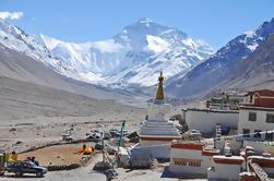 Tour del Tíbet de 4 días con el campamento base del Everest