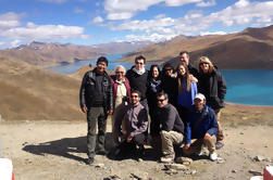 Excursión en grupo de cinco noches en el centro de la cultura del Tíbet