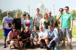 Taj Mahal y Tour de Agra en coche Desde Delhi