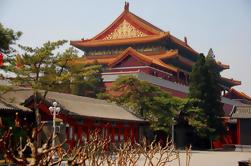 Tour privado de Layover de Beijing cultural con el mercado del callejón de la seda